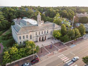 Arlington MA Town Hall