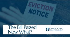 new eviciton bill