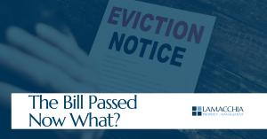 eviction bill passes