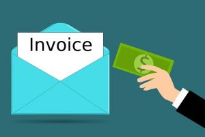 invoice for tenants