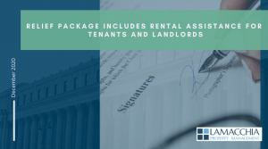 relief package for tenants and landlords
