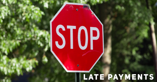 stop late payments